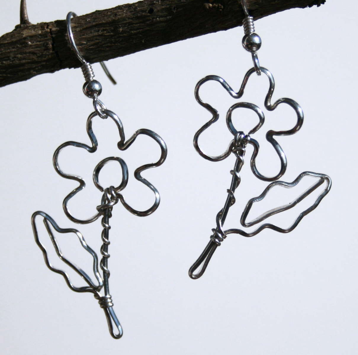 Flower Earrings 13.1